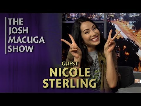 The Josh Macuga Show - Nicole Sterling - I Need Tequila For This