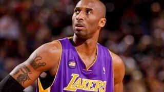 Kobe Bryant's Top 10 Plays of 2012-2013 NBA Season