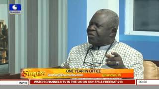 Sunrise: Analysing Buhari's One Year In Office Pt.1