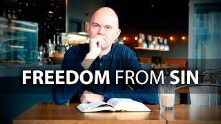 Café talk: Sin, freedom and baptism - teaching with Torben Søndergaard