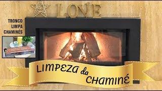 Limpeza Chaminé • Tronco Limpa Chaminé • www.luisaalexandra.com