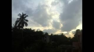 Tagore Song, রবীন্দ্রসঙ্গীত, মেঘের পরে মেঘ জমেছে, megher pore megh jomechhe