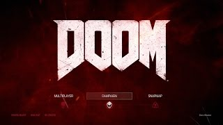 Doom - Ultra Nightmare - World First Full Playthrough - 1080p60fps