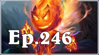 Funny And Lucky Moments - Hearthstone - Ep. 246