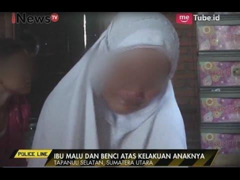 Xxx Mp4 Ibu Pelaku Pencabulan 42 Anak Mengaku Malu Benci Pada Kelakuan Anaknya Police Line 22 03 3gp Sex