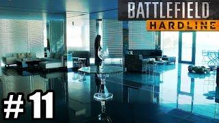 CASA DE CRISTAL? NO APTO PARA MANCOS!   PS4   Battlefield Hardline #11 (Resubido)