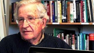 Noam Chomsky: Iran Isn