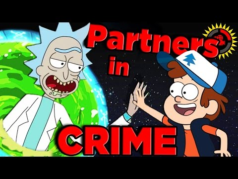 Xxx Mp4 Film Theory The Rick And Morty Gravity Falls CROSSOVER Conspiracy 3gp Sex
