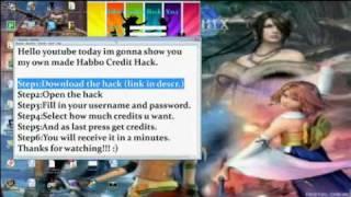 NEWHabbo Credits Hack June 2011!NEW   YouTube