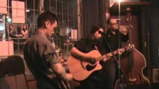 Knee Deep in the Blues (Cover) - Old No.3 Trio - The Bella Vista