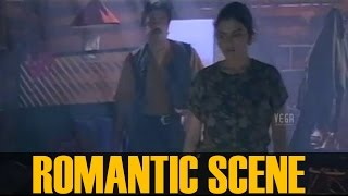 Suresh Gopi and Bhanu Priya Romantic Scene ||  HIGHWAY
