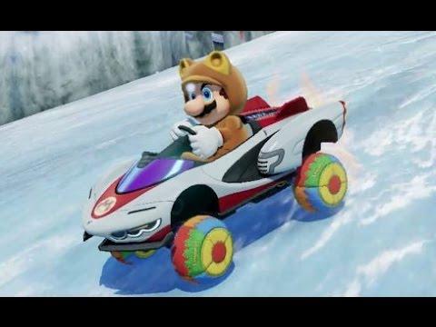 Mario Kart 8 200cc Star Cup Grand Prix 3 Star Ranking