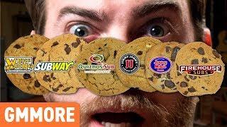 Chocolate Chip Cookies Taste Test