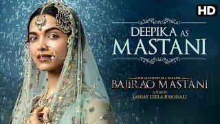 Making of Mastani   Bajirao Mastani   Ranveer Singh & Deepika Padukone