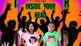 INSIDE YOUR HEAD (OFFICIAL MUSIC VIDEO) - Shiloh and Shasha - Onyx Kids