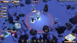[GvG] Albion Online - Money Guild vs War Legend [2 FIGHTS] #39