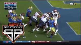 Arizona State scrum run leads to upset win over UCLA | Sport Science | ESPN Archives