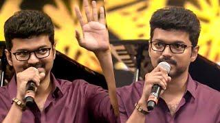 Vijay's Mersal Punch Dialogue! |