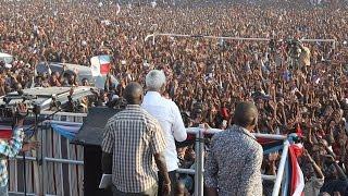 Full: Mkutano wa CHADEMA Ruanda-Nzovwe Mbeya