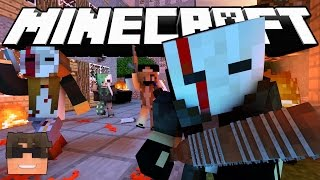 Minecraft THE PURGE! Cops N Robbers in Minecraft! (Minecraft Cops N Robbers Roleplay)