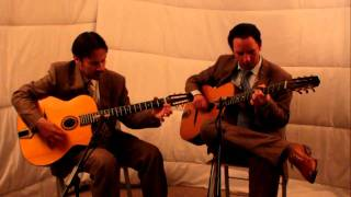 For Babs - Jonny Hepbir Duo - Gypsy Swing Jazz Band Hire UK
