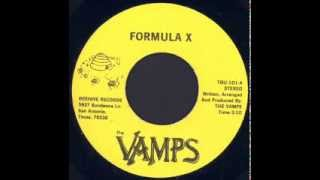 THE VAMPS   formula x