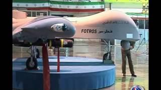 "Iran unveils biggest indigenous drone ""FOTROS"""