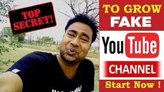 How to Run a Fake YouTube Channel Successfully in 2019 & Make Huge Money