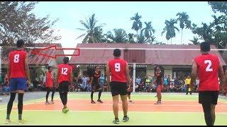 Pemain Volly Tertinggi Di Aceh - Pukulan Smash Nya Keras dan Tajam  !!! Mantap