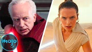 Star Wars Episode IX: The Rise of Skywalker Trailer Breakdown