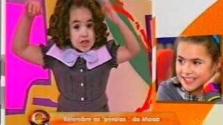 Eliana - Os melhores momentos da carreira de Maísa