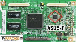 AS15 F, AS15 G, AS15 U, AS15 H, AS15 HF, AS15, AS15 AF   LCD TV GAMMA DRIVER IC, T CON BOARD