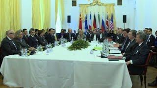 Iran deal signatories meet as Trump deadline looms
