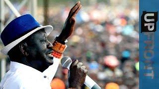 Can Raila Odinga win Kenya's re-election? - UpFront (Headliner)