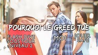 POURQUOI LE GREED TUE? - SAKOURVIT - Best-Of LRB