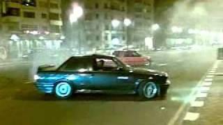 استعراض سيارات في ميامي بالاسكندريه