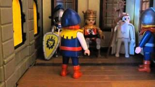 Die Löwenritter Rückkehr des Bösen ( Playmobil Ritter - Film ) Teil 1.wmv