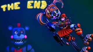 "[SFM] [FNaF] ""The End"" by OR3O (ft. CG5, DJSMELL)"