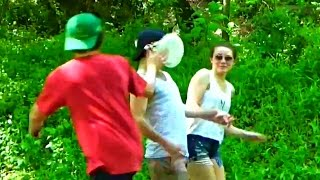 Pieing People In The Face Prank!