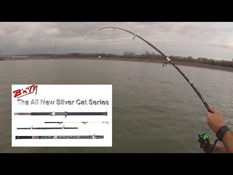 Xxx Mp4 BnM Catfish Rods Gettin The Action Big Blue Catfish 3gp Sex
