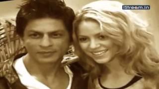 Shah Rukh, Shakira dance for KKR music video