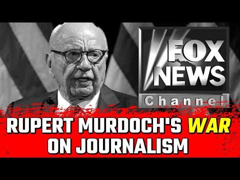 Outfoxed • Rupert Murdoch s War on Journalism • FULL DOCUMENTARY FILM exposes Fox News