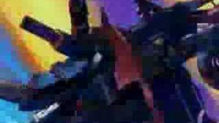 Megatron combines with Nemesis Breaker