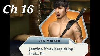 Choices:- BloodBound Chapter #16 Jax Romance Scene