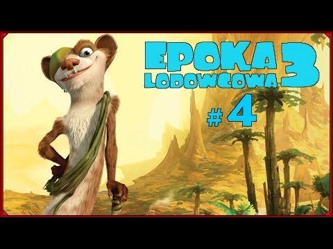 Zagrajmy w Epoka Lodowcowa 3 Era Dinozaurów 4 Buck i bossowie