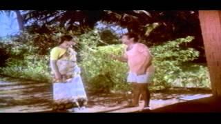 Guppedu Manasu Movie | Saritha Devil Prank with Servent Comedy Scene | Sarath Babu,Sujatha