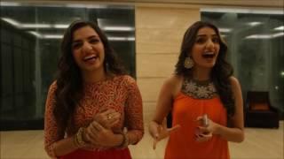Bollywood Singers Sukriti & Prakriti Kakkar Experience Shankar Bakshi - Zero Gravity