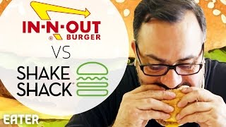 Does In-n-Out or Shake Shack Make a Better Burger?