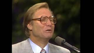 JIMMY SWAGGART -  LET YOUR LIVING  WATER FLOW -  INDIANÁPOLIS   08 18 1984  - HD