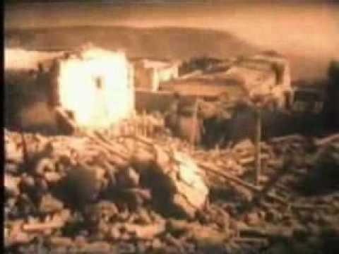 زلزال أكادير مشاهد نادرة جدا